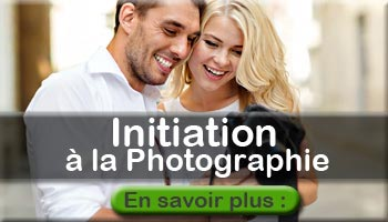 Formation photographie Initiation